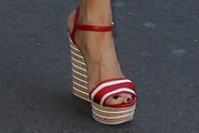 Poppy Montgomery Wedges