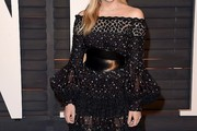 Chloe Grace Moretz Off-the-Shoulder Dress