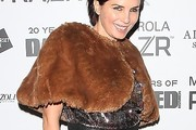 Sadie Frost Fur Coat