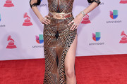 Blanca Blanco Sequin Dress