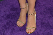 Scarlett Johansson Evening Sandals