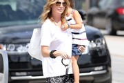 Ellen Pompeo Long Sleeve T-Shirt