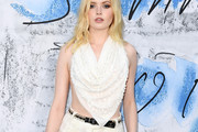 Ellie Bamber Cowl Neck Top