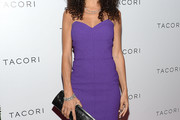 Sherri Saum Strapless Dress