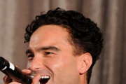 Johnny Galecki Short Curls