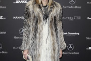 Annette Weber Fur Coat
