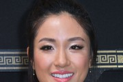 Constance Wu Hair Knot