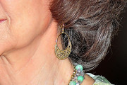 Queen Sofia Gold Dangle Earrings