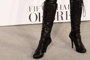 Lizzie Cundy Lace Up Boots