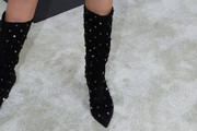 Dylan Penn Studded Boots