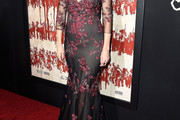 Penelope Ann Miller Mermaid Gown
