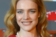 Natalia Vodianova Medium Wavy Cut