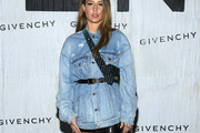 Adele Exarchopoulos Denim Jacket