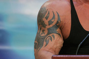 Batista Dragon Tattoo
