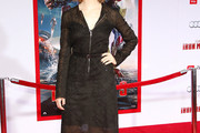 Rebecca Hall Little Black Dress