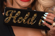 Rita Ora Box Clutch