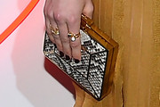 Leven Rambin Printed Clutch