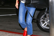 Katie Holmes Classic Jeans
