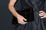 Marie Gillain Patent Leather Clutch