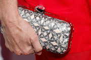 Teri Hatcher Hard Case Clutch