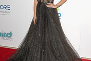 Charisma Carpenter Fishtail Dress
