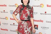 Lena Hall Embroidered Dress