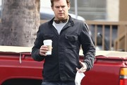 Michael C. Hall Utility Jacket