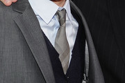 Sam Rockwell Striped Tie