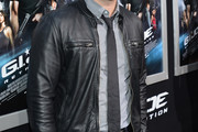 Scott Porter Leather Jacket