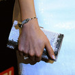 Selena Gomez Sequined Clutch