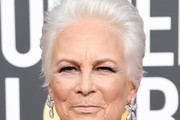 Jamie Lee Curtis Fauxhawk