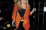 Sheridan Smith Suede Jacket