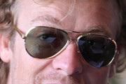 Simon Baker Aviator Sunglasses