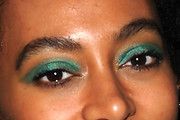 Solange Knowles Jewel Tone Eyeshadow