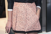 Sophia Thomalla Mini Skirt