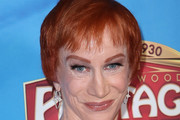 Kathy Griffin Short Cut With Bangs
