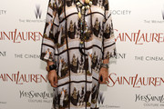 Fern Mallis Print Dress