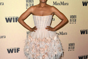 Ryan Michelle Bathe Corset Dress