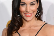 Brie Bella Long Wavy Cut