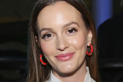 Leighton Meester Long Straight Cut