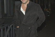 Jude Law Suede Jacket