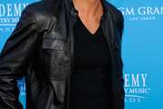 Tim McGraw Leather Jacket