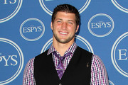 Tim Tebow Checkered Tie