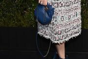Leslie Mann Chain Strap Bag