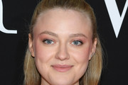 Dakota Fanning Half Up Half Down