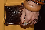 Vanessa Hudgens Leather Clutch