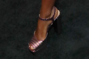 Kelly Rowland Platform Sandals