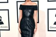 Louise Roe Leather Dress