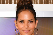 Halle Berry Hair Knot