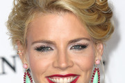 Busy Philipps Retro Updo